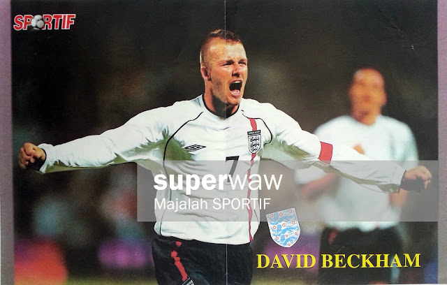 David Beckham England