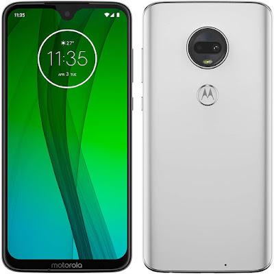Motorola Moto G7 blanco