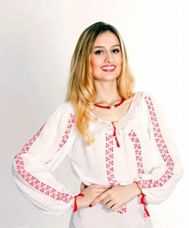 Biografie LIDIA ISAC  Eurovision 2016