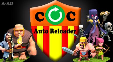 COC Auto Reloader APK | MOD Hack Clash of Clans App