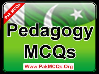 pedagogy mcqs for fpsc