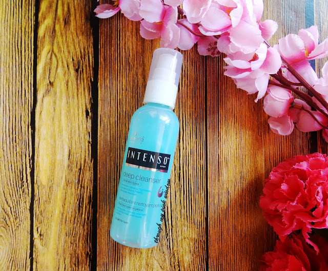 Intenso Deep Cleanser by Estrella: Review