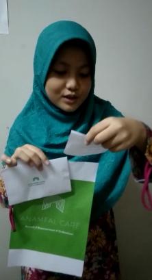 Gallery Ceria Yatim-Dhuafa Tangerang Banten
