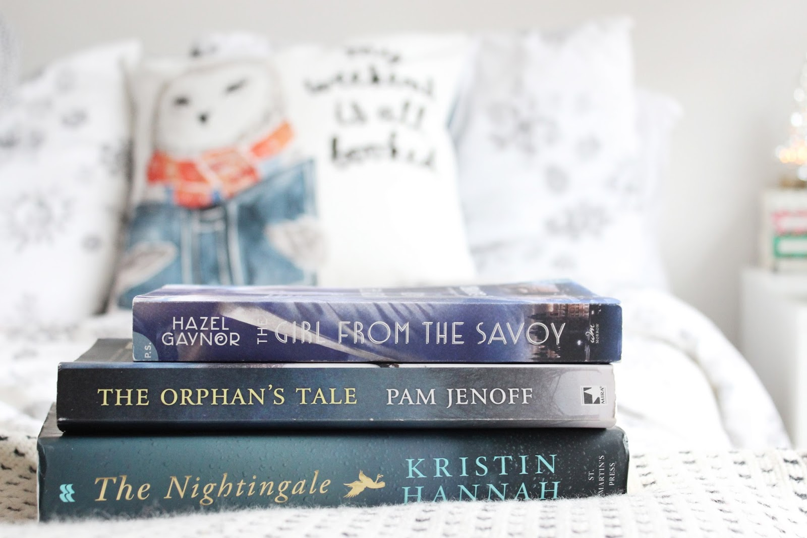 the nightingale, the orphans tale, the girl from savoy