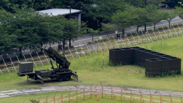 Japón despliega sistema PAC-3 ante lanzamientos de Pyongyang