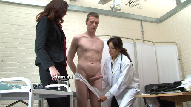 Doctor visit sexy milf 2
