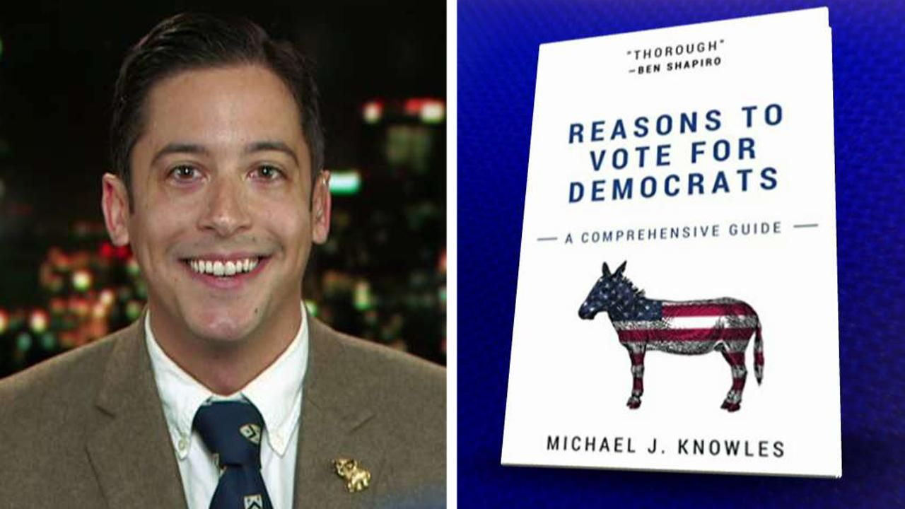 Review -  Reasons To Vote For Democrats: A Comprehensive Guide - A Must-Read for Members of the Patriarchy and STEM Students who Can't Handle the Rigor of Womens Studies Classes