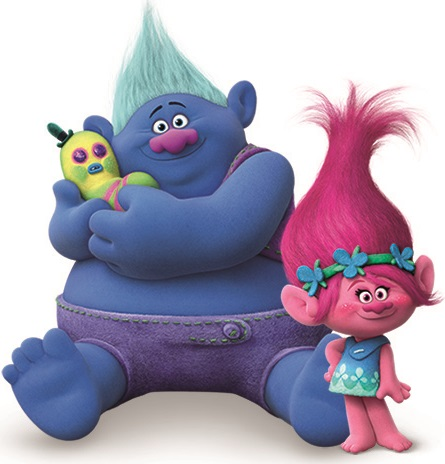 Personagens Dos Trolls >> Trolls - Filme - Cia dos Gifs