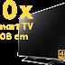 Castiga 10 Smart TV 4K