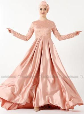 robe-hijab-soirée-2019
