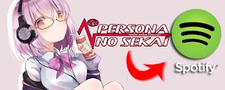 Persona No Sekai en Spotify
