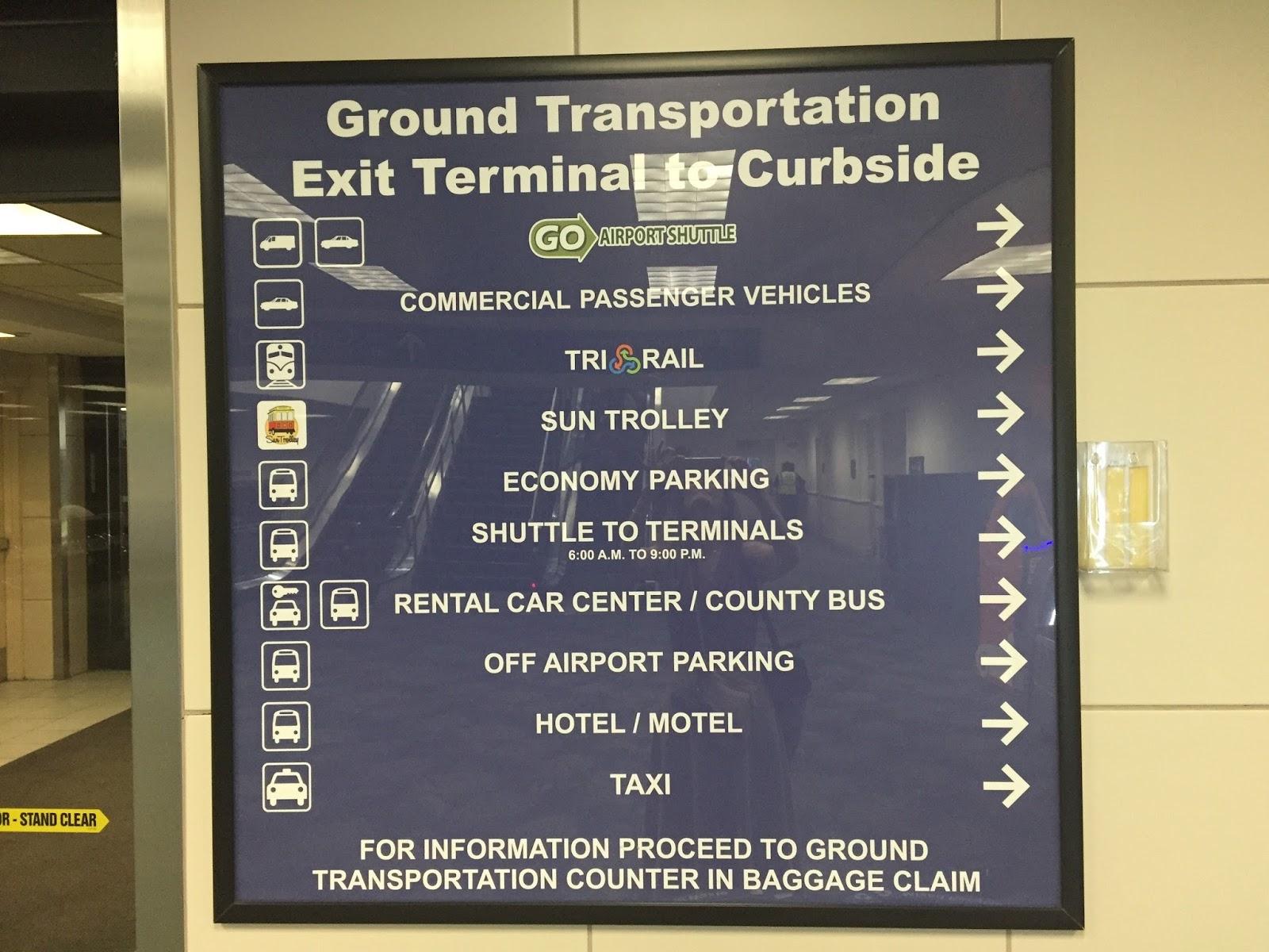 Ft Lauderdale Airport  Hour Rent A Car Enterprise