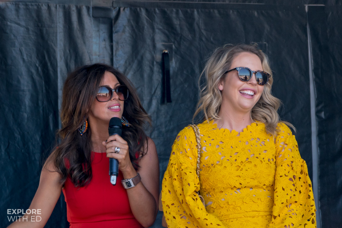 Lydia Bright at The Celtic Manor Polo