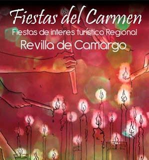 Fiestas del Carmen en Revilla de Camargo 2018