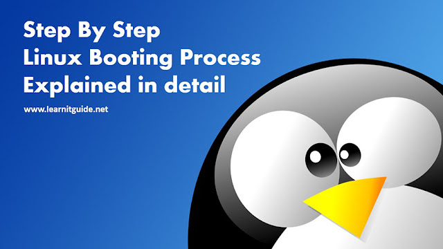 Linux Booting Procedure Step by Step