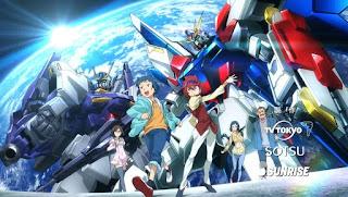 Gundam Build Fighters BD (S1 & S2) Subtitle Indonesia