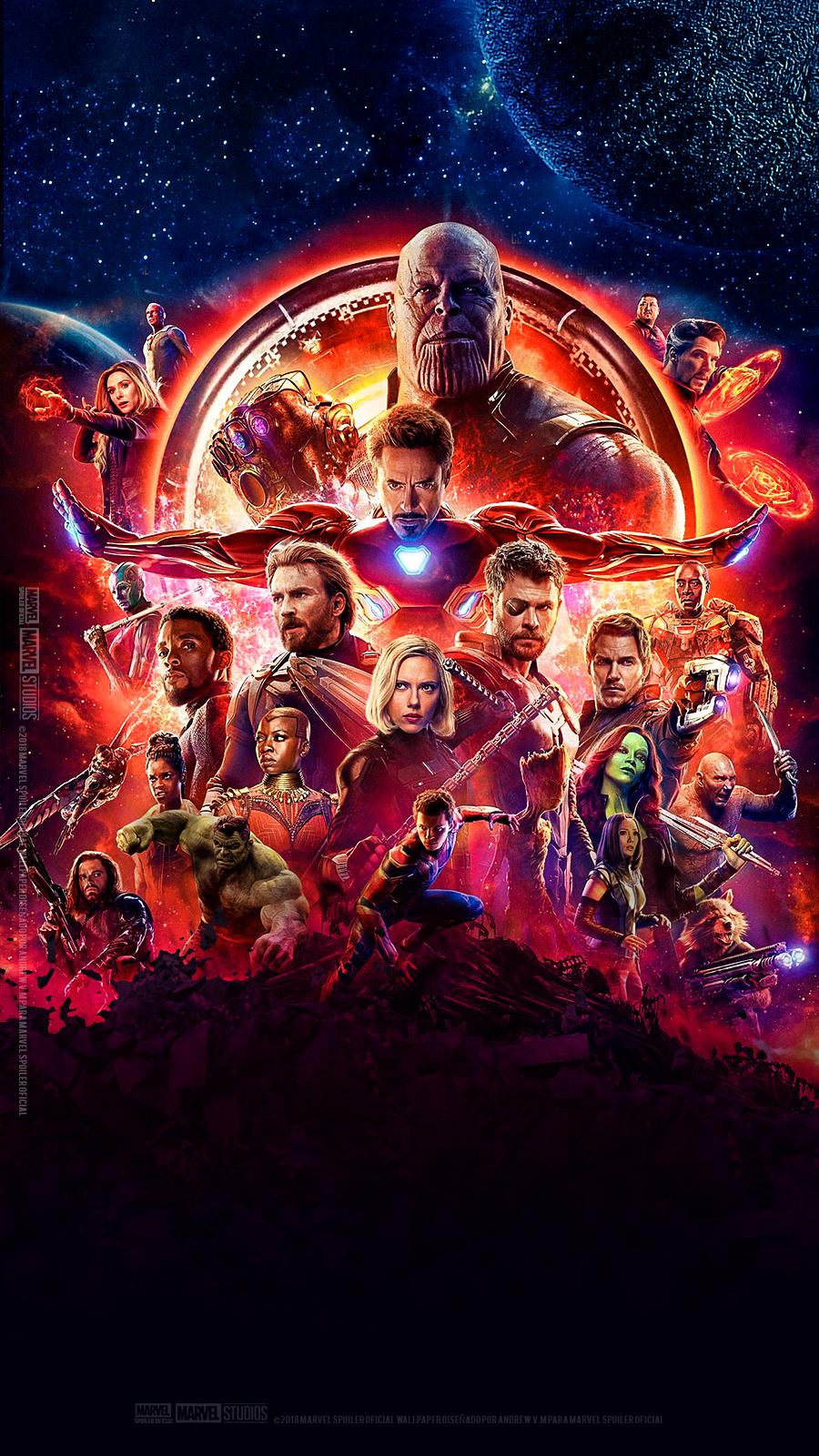 Avengers Infinity War Spoiler
