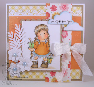 Heather's Hobbie Haven - Tilda with Tag Gifts Card Kit