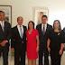 Brindis en honor a la Amistad Parlamentaria entre Israel y Republica Dominicana