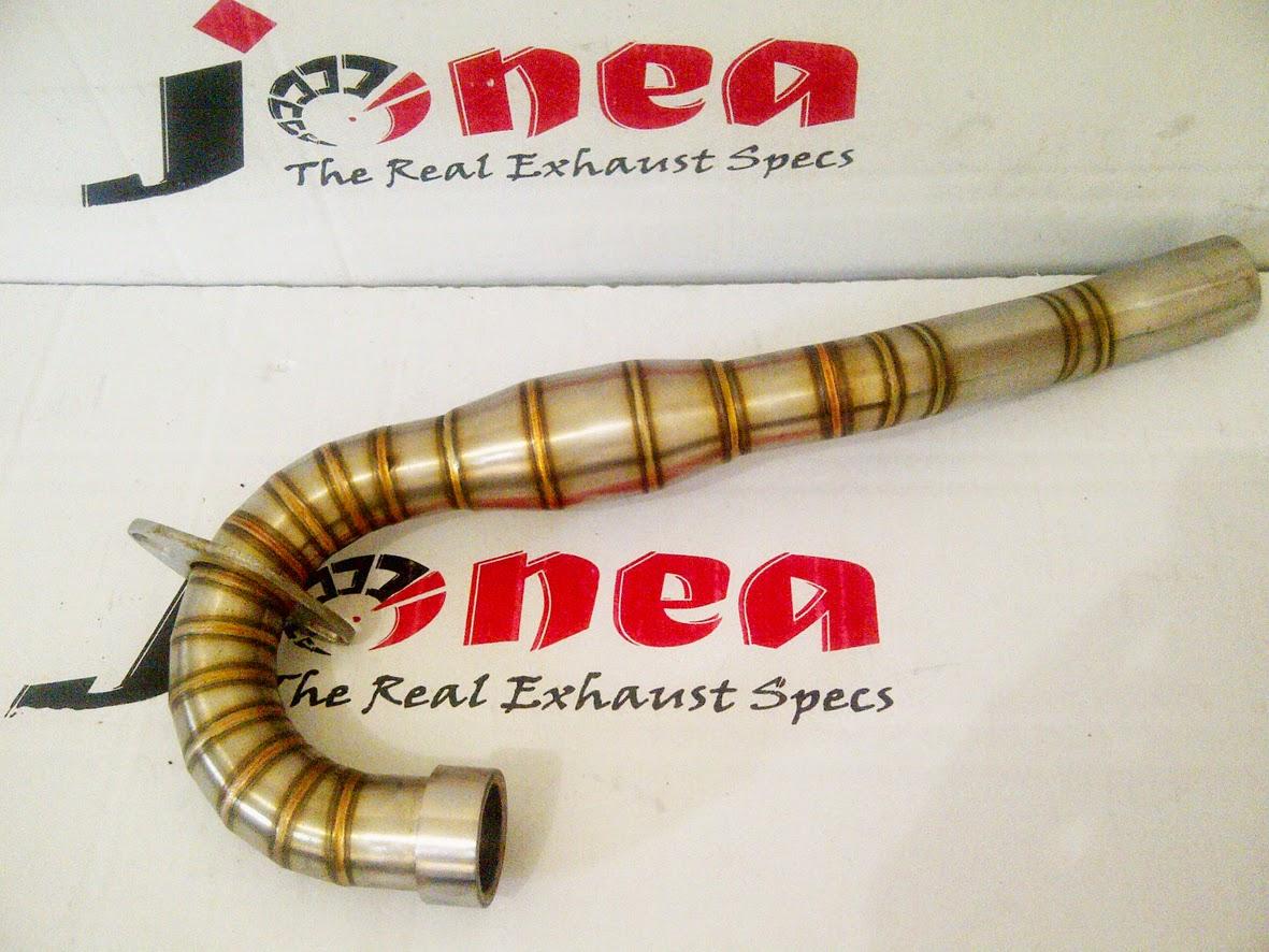 Knalpot racing produksi Indonesia berkualitas export,