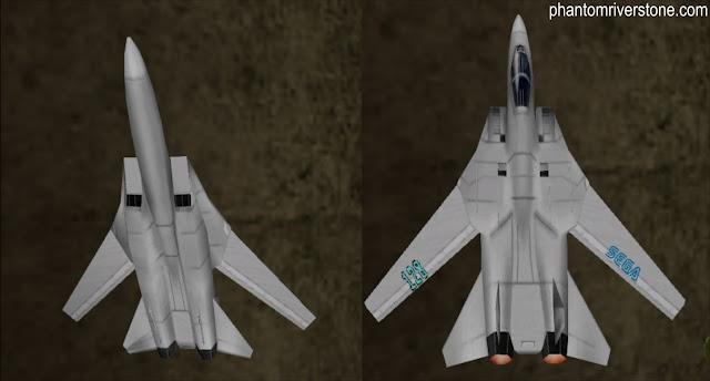 F-14XX capsule toy