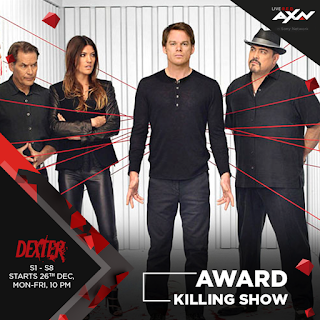 AXN celebrates 10 years of Dexter