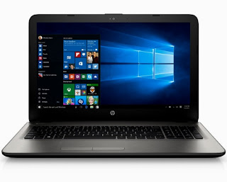 Specifications of Laptop HP 15-ac121nr