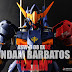 "Painted Build:  HiRM 1/100 Gundam Barbatos ""02"" EXAM"