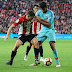 El Atlético Madrid de Simeone perdió y le allanó el camino a Barcelona
