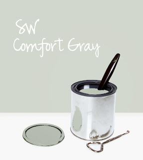 The Beauty Of Sherwin Williams Comfort Gray 6205