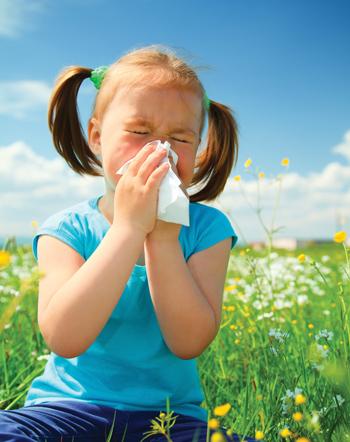 Using Nasal Sprays to Treat Allergies
