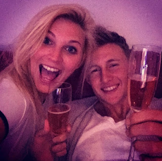 Joe Root's wifeCarrie Cotterell