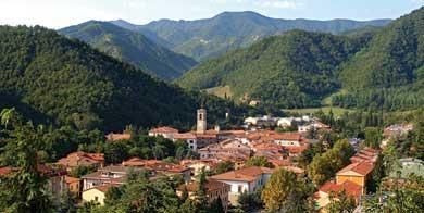 Bagno di Romagna - San Piero in Bagno