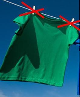Se você cuidar bem das suas roupas, elas vão durar mais
