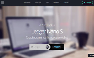 How to make money online at Ledgerwallet