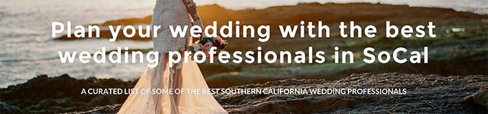 Best Southern California Wedding Vendors