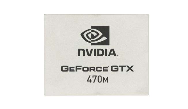 Nvidia GeForce GTX 470M Driver Download