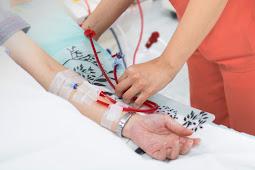 Mengenal Cuci Darah (Hemodialisis) pada Penderita Penyakit Gagal Ginjal