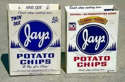 1986 Jays Potato Chip Discs