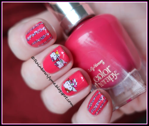 Sally Hansen ~ Pampered in Pink