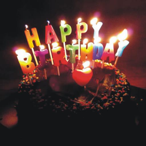 birthday wishes dp