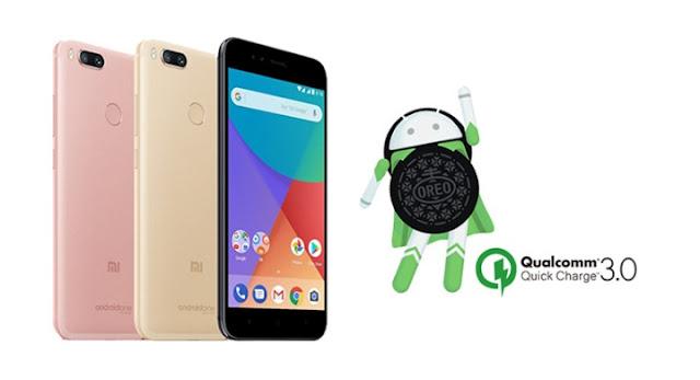 Cara Memunculkan Notifikasi Update Android Oreo Xiaomi Mi A1 Termudah