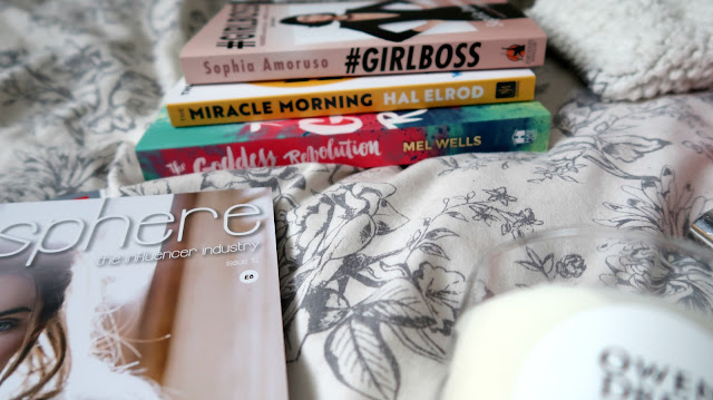 Danielle Levy, L'Occitane, Owen Drew Candles, Ted Baker, Blogosphere, #Girlboss, Miracle Morning, The Goddess Revolution, self care, self care sunday