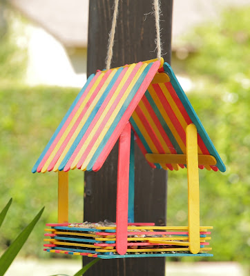 bird house, diy projects, do it yourself projects, diy, diy crafts, diy craft ideas, diy home, diy decor