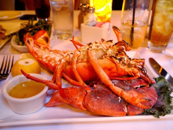 Lobster in New England