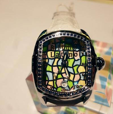RitmoLatino MILANO リトモラティーノ ミラノ リトモ MOSAICO モザイコ Q3MOSBSS イタリア ファッション ギフト プレゼント サファイア セレクト 時計