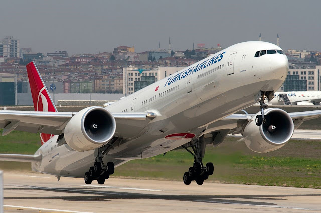 Turkish Airlines TC-JJP Boeing 777-3F2ER