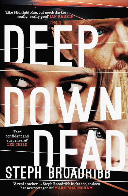 Blog Tour & Book Review: Deep Down Dead by Steph Broadribb