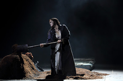Verdi: La Traviata - Claudia Boyle - English National Opera (Photo Catherine Ashmore)