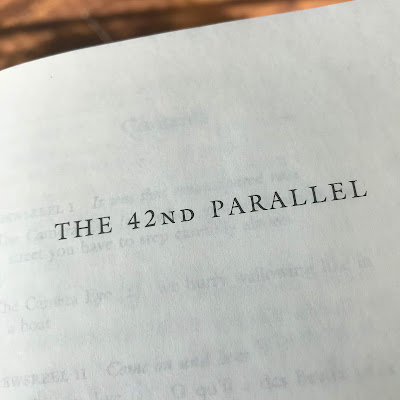The 42nd Parallel by John Dos Passos | Two Hectobooks